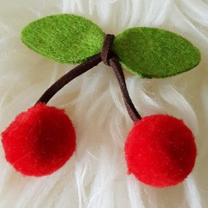 Cute Cherry Hair Clip