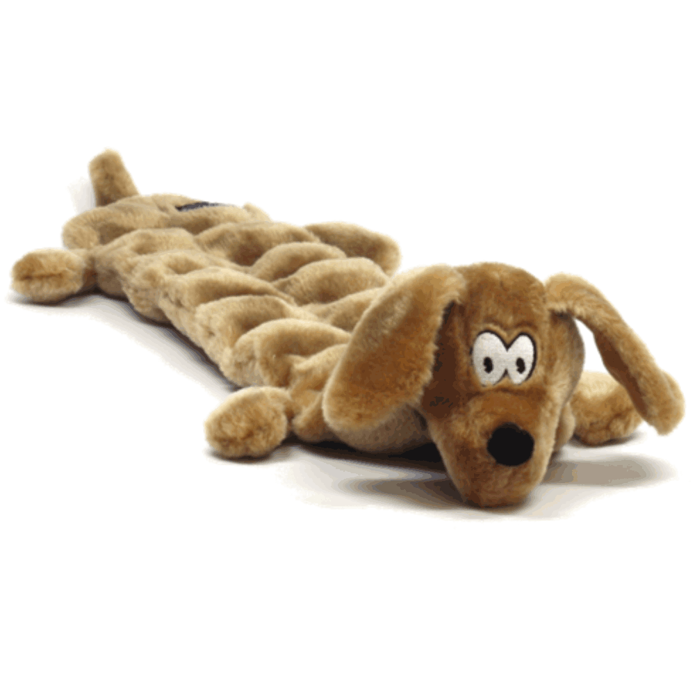 Outward Hound Wiener Dog Long Squeaker Mat