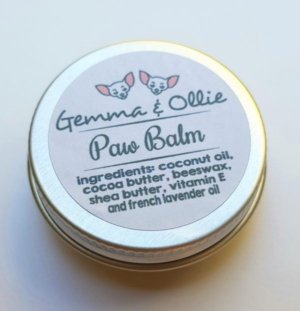 Paw Balm by Gemma and Ollie